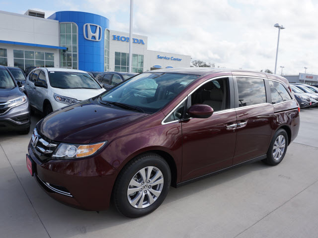 new 2016 honda odyssey ex l w res ex l 4dr mini van w res in conroe b136941 keating honda. Black Bedroom Furniture Sets. Home Design Ideas